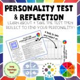 Personality & Intelligence Test w/ Corresponding Reflectio