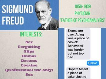 Personality Lecture Bundle- AP Psychology