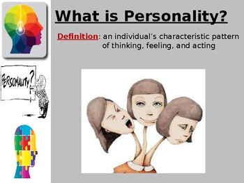 Personality PowerPoint