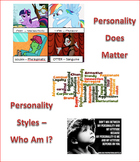 Personality Styles Lesson 1 Parts & 2 -- What is my Person