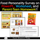Health Lesson: Personality Surveys - A Fun Way to Connect With Your Students!