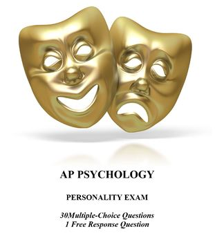 Personality Unit Exam for AP Psychology