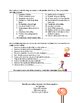 Personality Vocabulary Packet