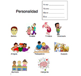 Personality and Physical Description Vocabulary