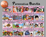 Personalize Bundle - Animated Step-by-Steps® - PCS