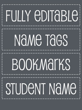 Personalized AR/Reading Counts Bookmarks