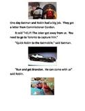 Personalized Batman Story