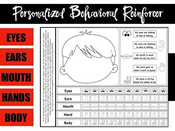 Personalized Behavioral Reinforcer