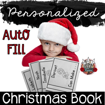 Personalized Christmas Student Book