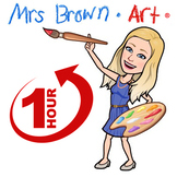1 hour Private Consultation {MrsBrown.Art}