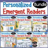 Personalized Emergent Readers BUNDLE