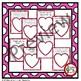 Valentine's Day Gift - Craft - Handprint - Footprint