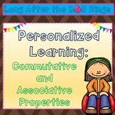 Personalized Learning: Commutative and Associative Properties