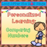 Personalized Learning: Comparing Numbers (Greater Than/ Less Than)