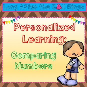 Personalized Learning: Comparing Numbers