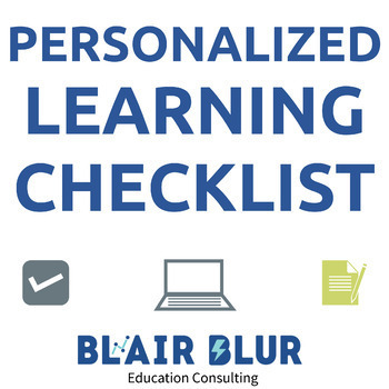 Personalized Learning Observation Checklist
