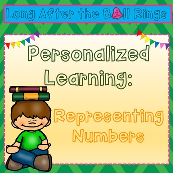 Personalized Learning: Representing Numbers