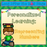 Personalized Learning: Representing Numbers (Place Value)