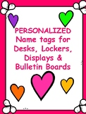 Personalized Nametags
