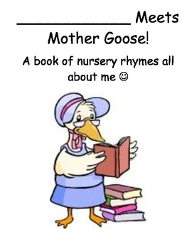 Personalized Nursery Rhymes Book