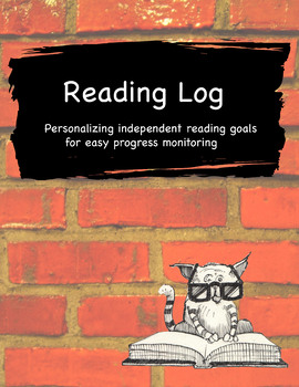 Personalized Reading Log