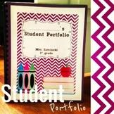 Personalized Student Portfolio