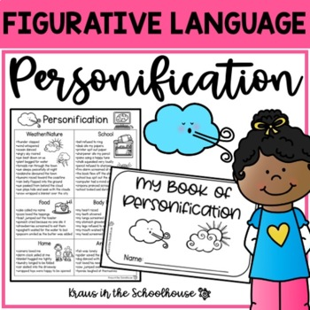 personification writing with figurative language by kraus in the