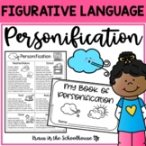 Personification Activities | Easel Activity Distance Learning