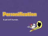 Personification Lesson PowerPoint