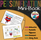 Personification Mini-Book (A Perfect Addition to an ELA Interactive Notebook)