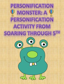 Personification Monster