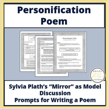 Personification Poem