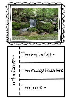 Personification Poetry Mini Pack