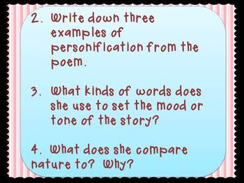Personification- Poetry for the 21st Century Learner