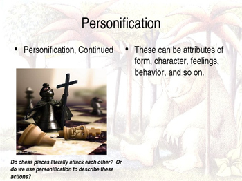 Personification : Prezi Powerful Lesson and Exercises