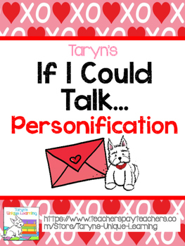 Personification- Valentine's Day