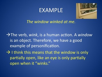 Personification: What Does it Mean? PowerPoint