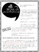 Personification Writing Activities (Day of the Week and Vocabulary)