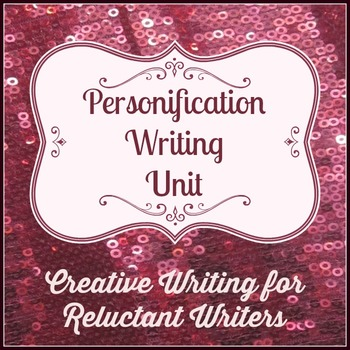 Personification Writing Unit