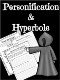 Personification and Hyperbole  Center