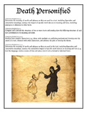 The Book Thief Prologue and John Donne Activity