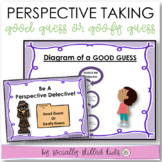 GOOD GUESS Or GOOFY GUESS Perspective Taking Activities {K-5th Grade}