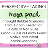 PERSPECTIVE TAKING and SOCIAL SKILLS  MEGA BUNDLE    Activities For 1st-5th