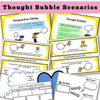 PERSPECTIVE TAKING ACTIVITIES: Perspective Detective! Pack 1