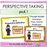 PERSPECTIVE TAKING ACTIVITIES Perspective Detective! {Pack 1}