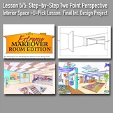 Lesson 5/5: Perspective Drawing Boot Camp: Step-by-Step Powerpoint and Handout