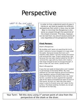 Perspective Handout/Activity