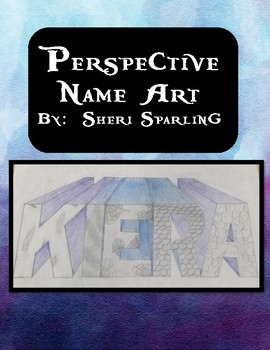 Perspective Name Art Unit