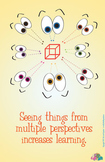 Perspective Poster and bonus poem printable 8.5x11 or 11x17