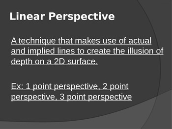 Perspective Power Point